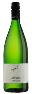 """Weinflasche """"Silvaner"""""""